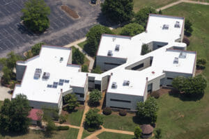 case study of maxwell roofing project on Discovery Dr