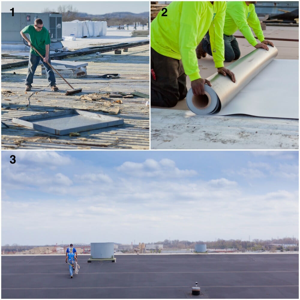 A 3 Step Plan To Specify Roof Replacement