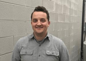 Job Carpenter of Maxwell Roofing headshot
