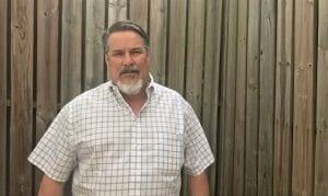 Keith Stiles Maxwell Roofing Employee Headshot