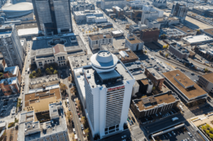 aerial-view-of-sheraton-roof-nashville
