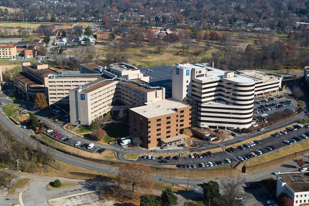 aerial-view-of-st-thomas-hospital-in-nashville