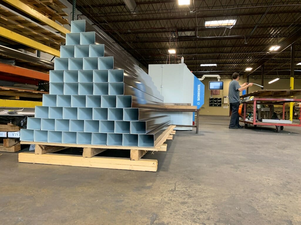 fabrication-work-at-maxwell-roofing