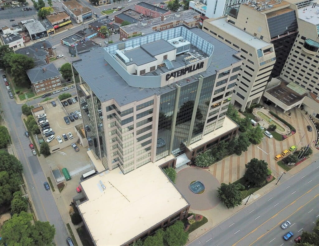 caterpillar-headquarters-roof-nashville-tn